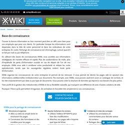Base de connaissance - XWiki SAS