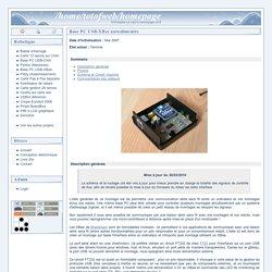 Base PC USB-XBee autoalimentée