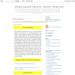 Home Based Travel Agent Podcast