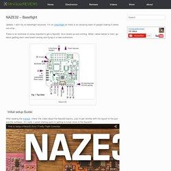 NAZE32 – Baseflight – MiniQuadREVIEWS – Site dedicated to review Mini Quads and RC stuff!