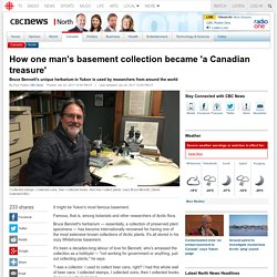 How one man's basement collection became 'a Canadian treasure' - North