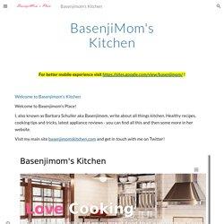 Basenjimom's Place