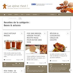Recettes pearltrees - Formation cuisine courte ...