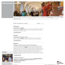 Bases d'images de musées