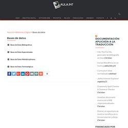 Bases de datos - Aula.Int