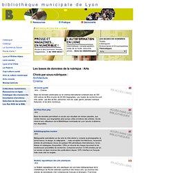 Bases de données en ligne