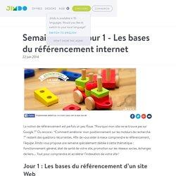 Les bases du référencement internet