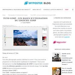 Tuto GIMP : les bases d'utilisation du logiciel GIMP