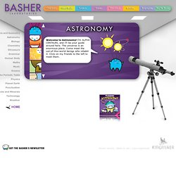 Basher Books - Astronomy
