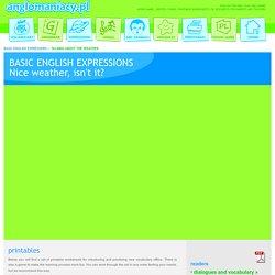Basic English Expressions (29)