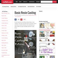 * Basic Resin Casting
