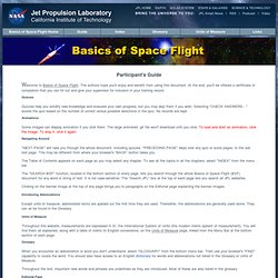 Basics of Space Flight Guide
