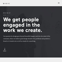 A Branding & Digital Design Agency