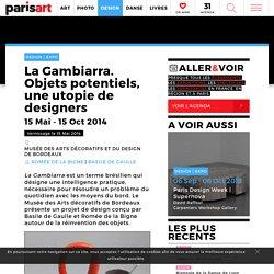Basile de Gaulle, Romée de la Bignen, projet «La Gambiarra», design