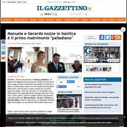 matrimonio Manuela e Gerardo Soglia nella Basilica Palladiana