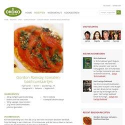 Gordon Ramsay: tomaten-basilicumtaartjes - recept - okoko recepten