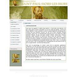 Basilique Papale - Saint-Paul-hors-les-murs