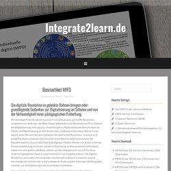 Basisartikel MIFD – Integrate2learn.de