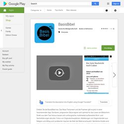BasisBibel – Android Apps on Google Play