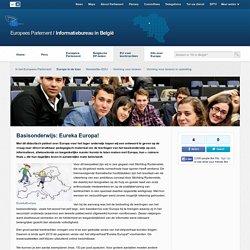 Basisonderwijs: Eureka Europa!
