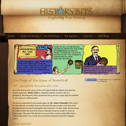 James Naismith History