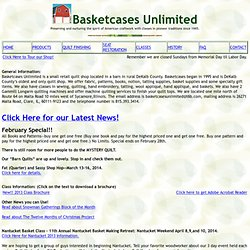 BasketcasesUnlimited
