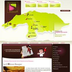 Le g teau basque - La Route Gourmande des Basques