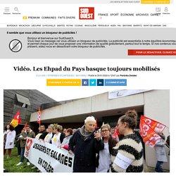 Vidéo. Les Ehpad du Pays basque toujours mobilisés