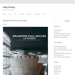 Basserie Paul Bocuse le Musee