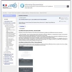 Bassin Aix-Pertuis: E-C et L-U