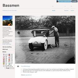 Bassmen