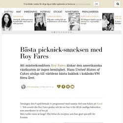 Bästa picknick-snacksen med Roy Fares