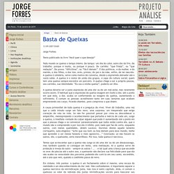 Jorge Forbes Cl nica