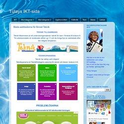 Bästa webbsidorna för Ämnet Teknik