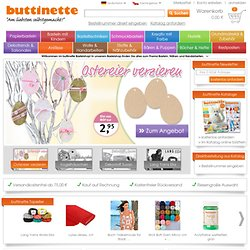 Buttinette Bastelshop