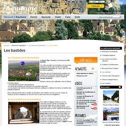 Bastides, Villes, Moyen age, - Site officiel - Tourisme - Aquitaine