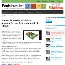 France : la Bastille en réalité augmentée pour la fête nationale du 14 juillet