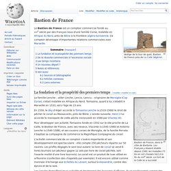 Bastion de France
