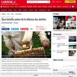Âpre bataille autour de la défense des abeilles - 21/03/2016 - ladepeche.fr