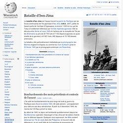 Bataille d'Iwo Jima