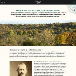 Site officiel du centenaire de la bataille de Verdun