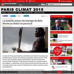 La bataille autour du barrage de Belo Monte au Brésil se poursuit - Brésil