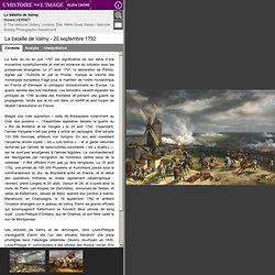 La bataille de Valmy - 20 septembre 1792