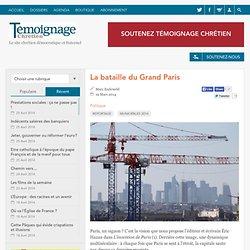 La bataille du Grand Paris
