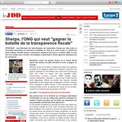 """Sherpa, l'ONG qui veut """"gagner la bataille de la transparence fiscale"""""""