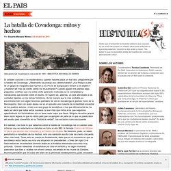 La batalla de Covadonga: mitos y hechos >> Historia[S]