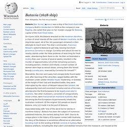 Batavia (1628 ship)