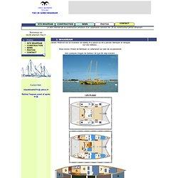 bateau catamaran james wharram design