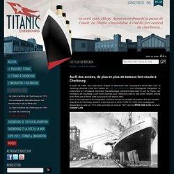 Bateaux Cherbourg, histoire du port de Cherbourg