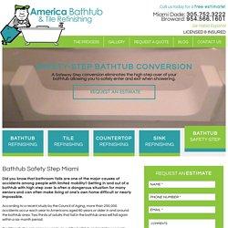 America Bathtub & Tile Refinishing